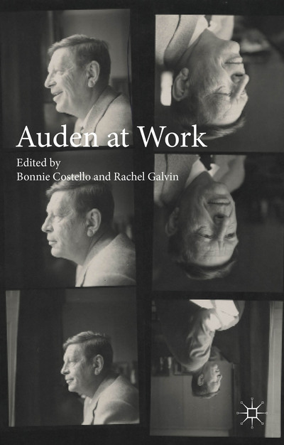 Auden at Work cover